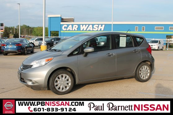 Used 2015 Nissan Versa Note in Brookhaven, MS