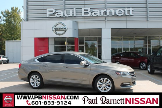 Used 2018 Chevrolet Impala in Brookhaven, MS