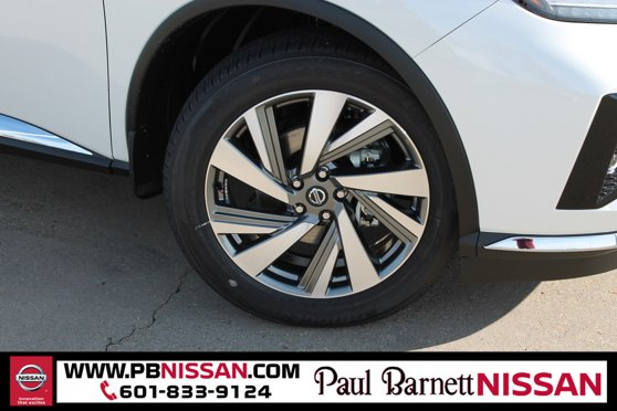 New 2020 Nissan Murano in Brookhaven, MS