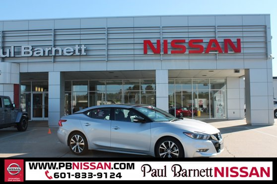 Used 2018 Nissan Maxima in Brookhaven, MS