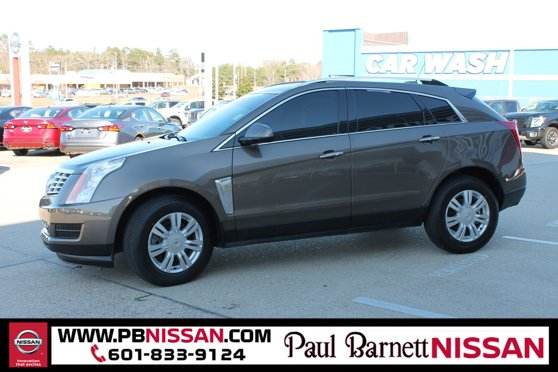 Used 2016 Cadillac SRX in Brookhaven, MS
