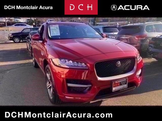 Used Jaguar F Pace Verona Nj