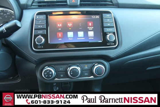 New 2020 Nissan Versa in Brookhaven, MS