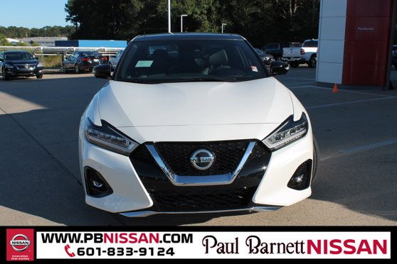 New 2020 Nissan Maxima in Brookhaven, MS