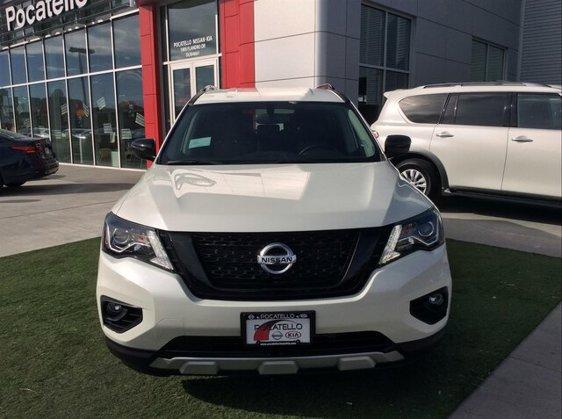 New 2020 Nissan Pathfinder in Pocatello, ID