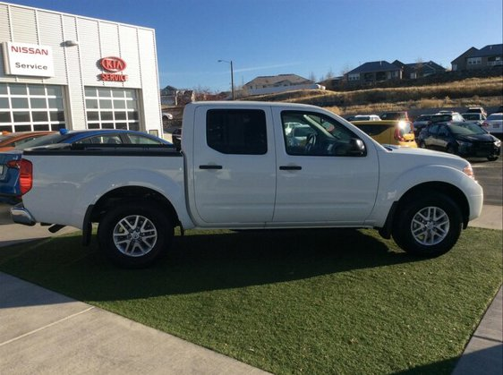 New 2019 Nissan Frontier in Pocatello, ID