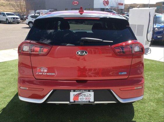 New 2019 KIA Niro in Pocatello, ID