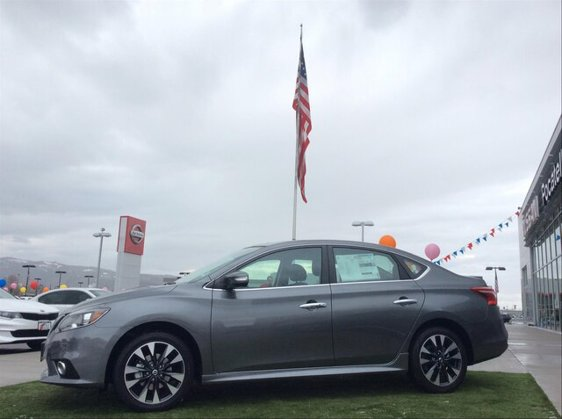 New 2019 Nissan Sentra in Pocatello, ID