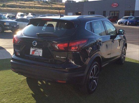 New 2019 Nissan Rogue Sport in Pocatello, ID