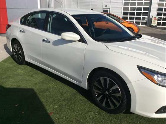 Used 2018 Nissan Altima in Pocatello, ID