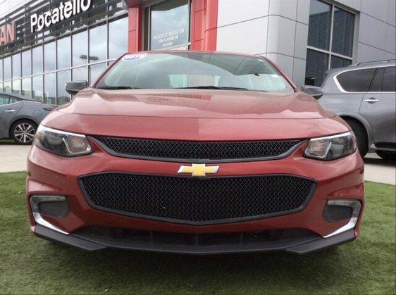Used 2018 Chevrolet Malibu in Pocatello, ID