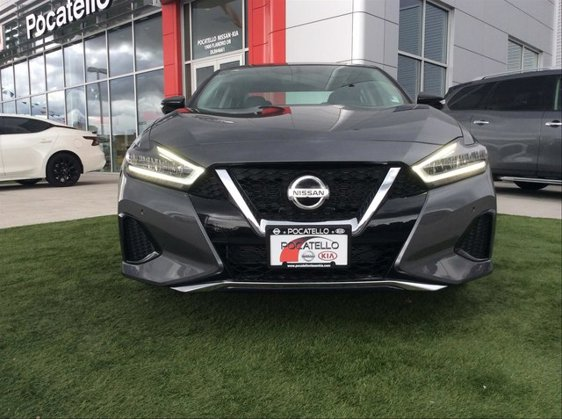 New 2019 Nissan Maxima in Pocatello, ID