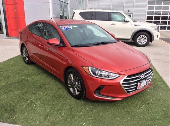 Used 2018 Hyundai Elantra in Pocatello, ID