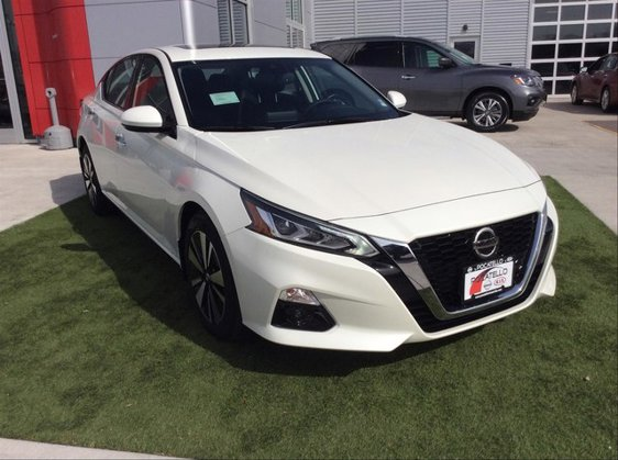 New 2019 Nissan Altima in Pocatello, ID
