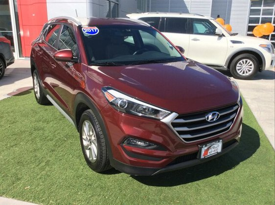 Used 2017 Hyundai Tucson in Pocatello, ID