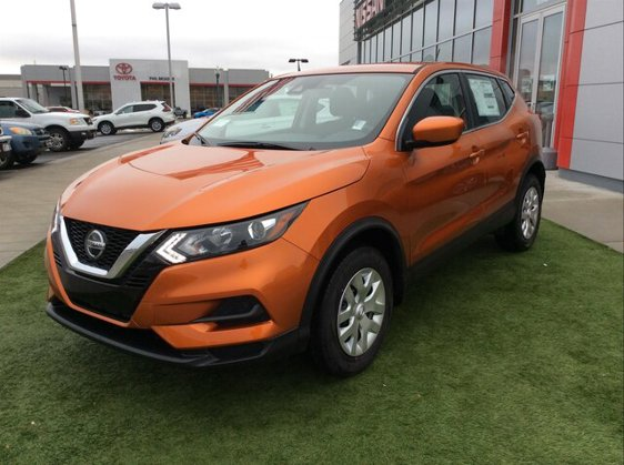 New 2020 Nissan Rogue Sport in Pocatello, ID