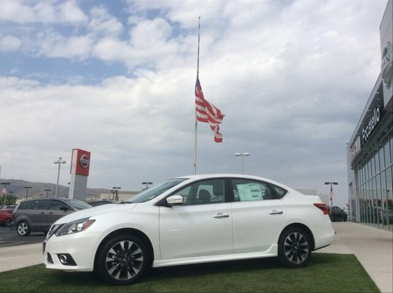 New 2019 Nissan Sentra in Pocatello, ID