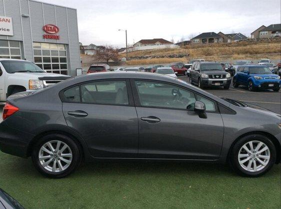Used 2012 Honda Civic Sedan in Pocatello, ID