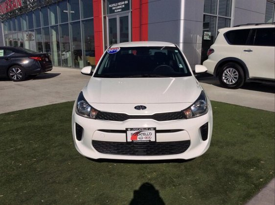 Used 2019 KIA Rio in Pocatello, ID