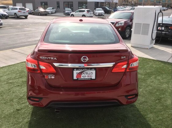 Used 2018 Nissan Sentra in Pocatello, ID