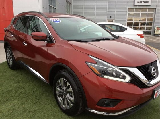 Used 2018 Nissan Murano in Pocatello, ID