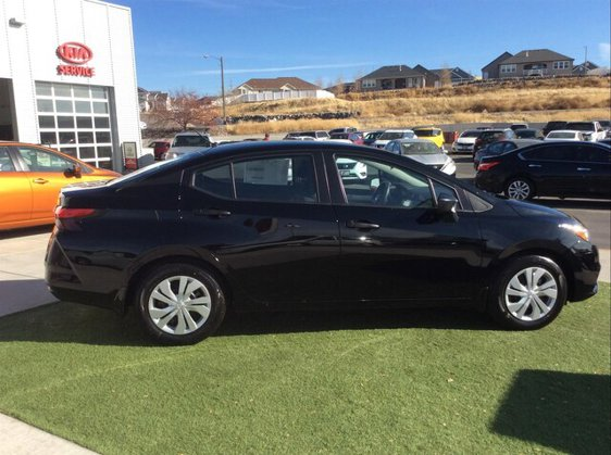 New 2020 Nissan Versa in Pocatello, ID