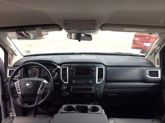 New 2019 Nissan Titan in Pocatello, ID