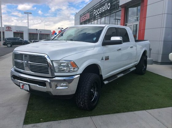Used 2011 Ram 3500 in Pocatello, ID