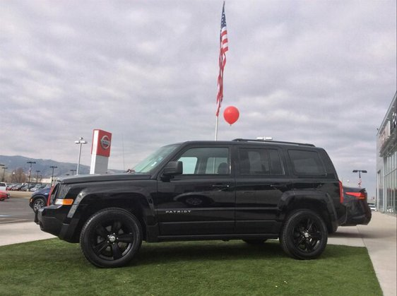 Used 2017 Jeep Patriot in Pocatello, ID
