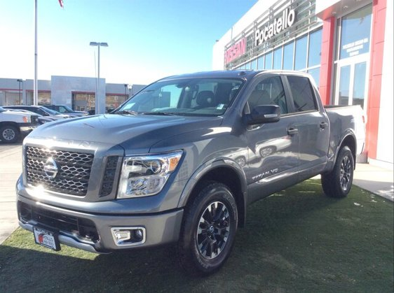 New 2019 Nissan Titan in Pocatello, ID