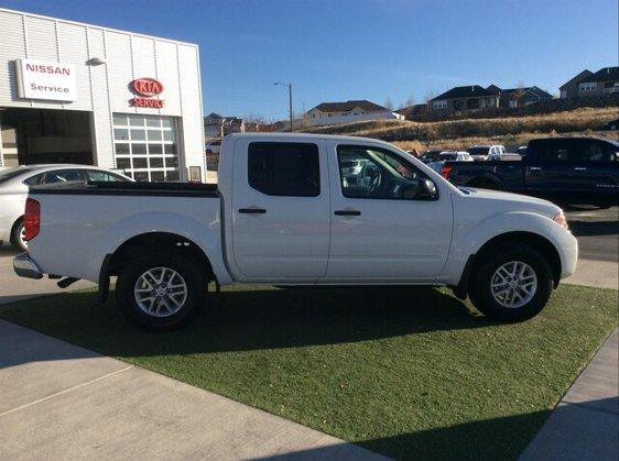 New 2019 Nissan Frontier in Pocatello, ID