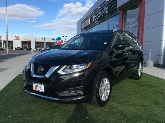 Used 2019 Nissan Rogue in Pocatello, ID