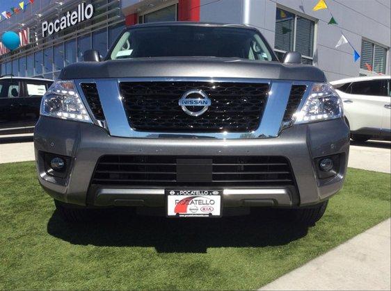 New 2019 Nissan Armada in Pocatello, ID
