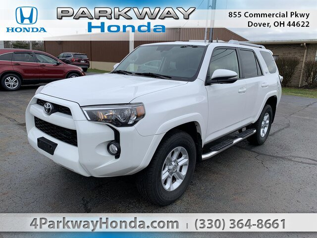 Special - 2015 Toyota 4Runner