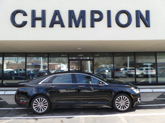 2017 Lincoln MKZ Lincoln Certified photo