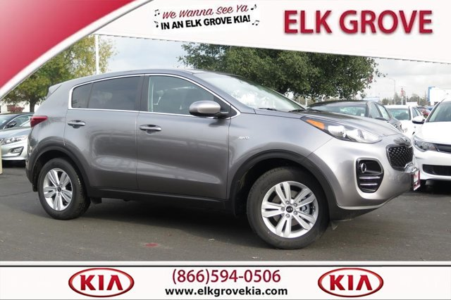 2017 Kia Sportage LX photo