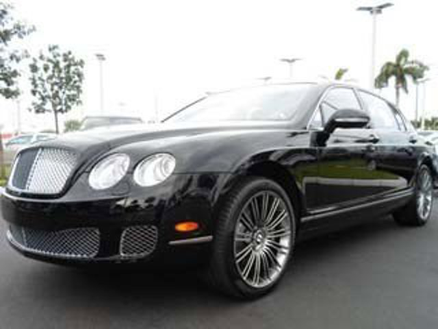 2013 Bentley Continental Flying Spur