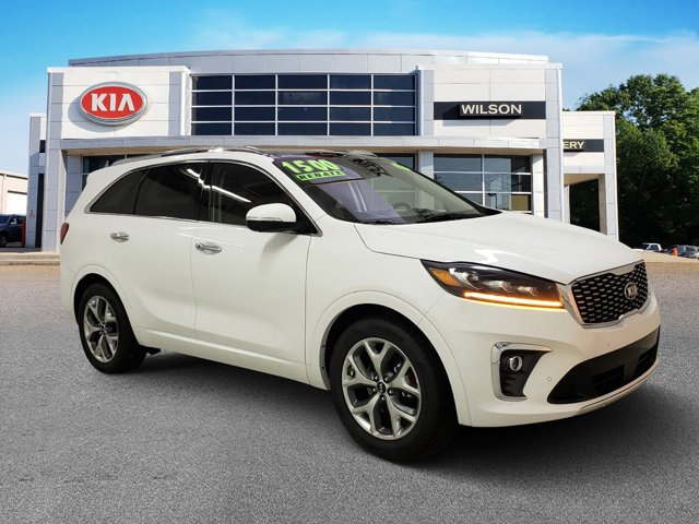2019 Kia Sorento SX V6 photo