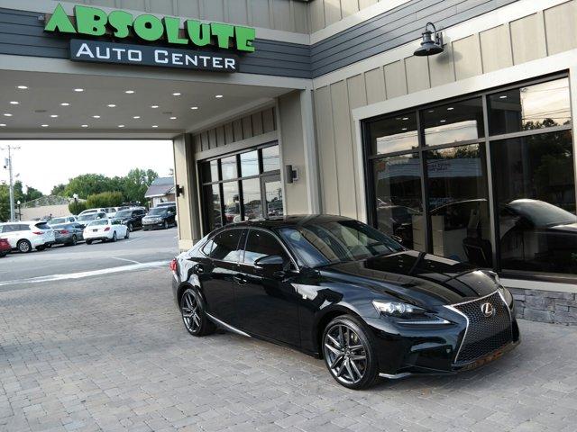 2016 Lexus IS 350 photo