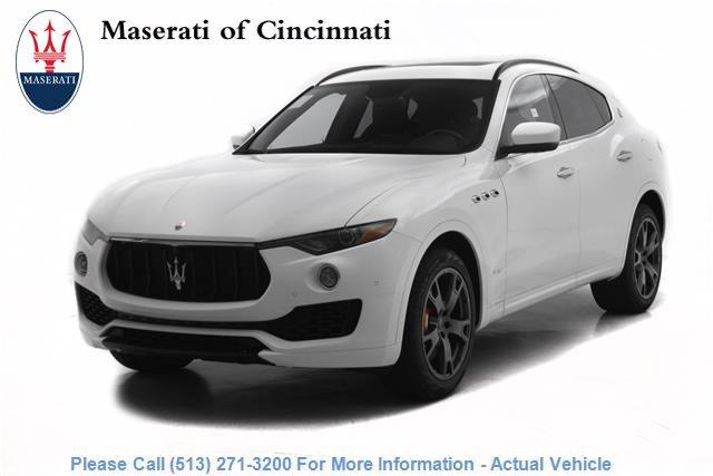 2018 Maserati Levante S GranSport photo