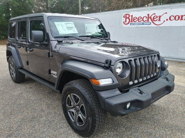 2019 Jeep Wrangler Unlimited Sport S photo