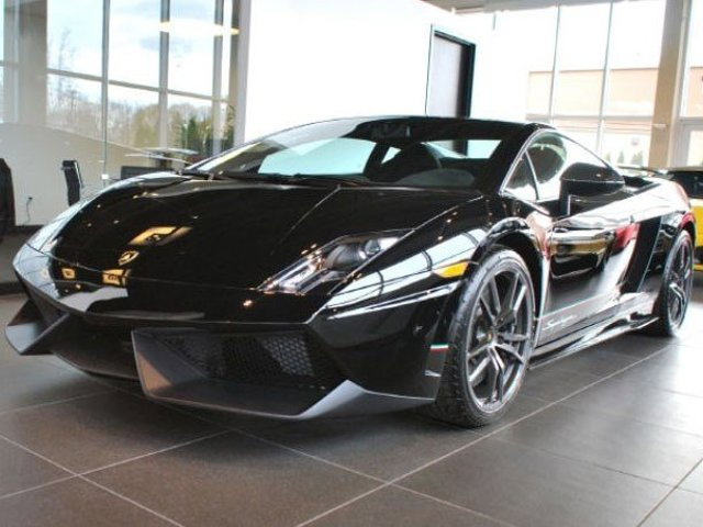 2013 Lamborghini Gallardo LP570-4 Superleggera