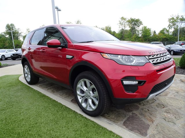2019 Land Rover Discovery Sport HSE photo