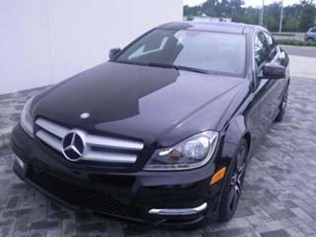 2013 Mercedes-Benz C-Class C350 photo