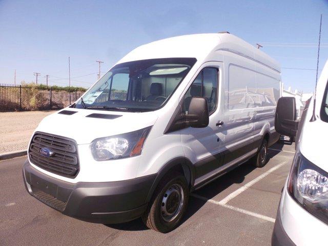 The 2016 Ford Transit Cargo Van T250 photos