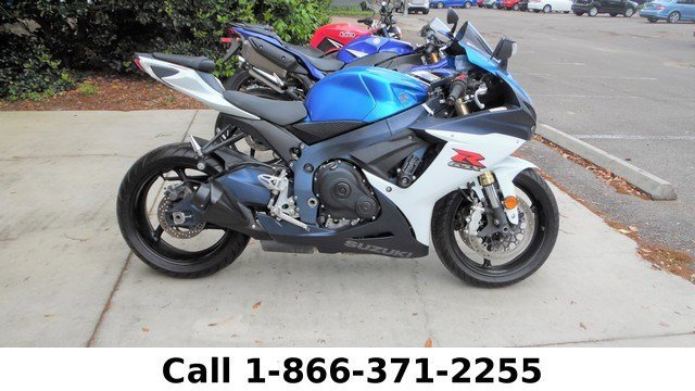 2011 Suzuki GSX-R750 Used Motorcycle photo