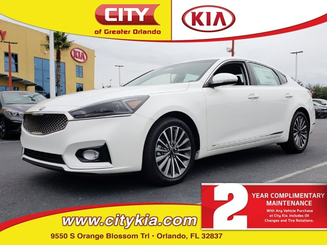 2019 Kia Cadenza Premium photo