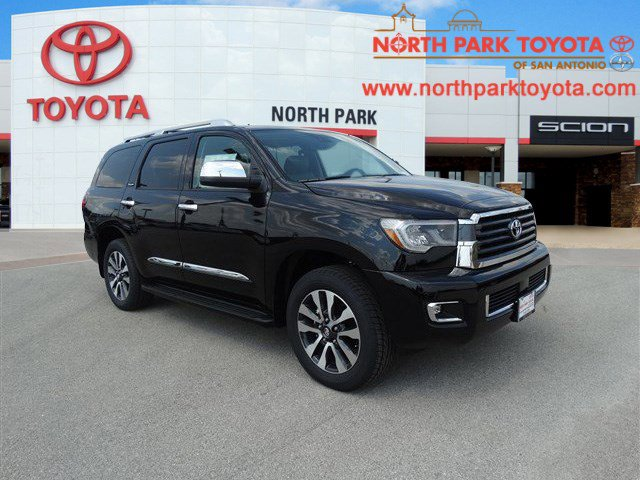 2018 Toyota Sequoia Limited photo