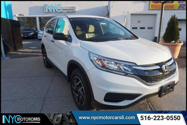 2016 Honda CR-V SE photo