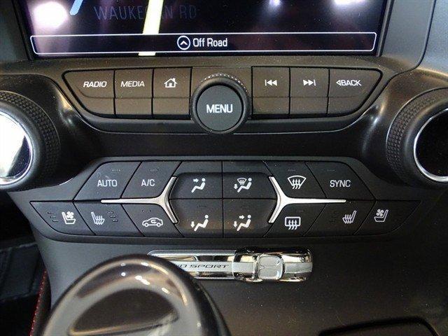 2017 Chevrolet Corvette Grand Sport 3LT photo